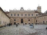 Corte della Certosa di Padula