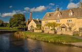 England Houses Rivers