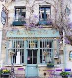 Shop Paris France Wisteria