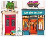 Rotate Watercolor-paris-shops
