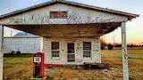 Abandoned Filling Station o