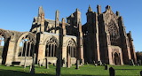 Cathedrals - Melrose Abbey - Scotland 2