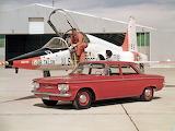 1960 Chevrolet Corvair 700 Sedan