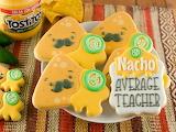 Nacho cookies