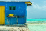 Caribbean House in San Andres Island, Colombia