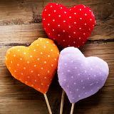 ☺ Hearts...
