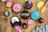 Joyful Cupcakes