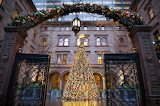 Christmas Lotte New York Palace Hotel Manhattan