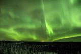 Strong Electromagnetic Storm Forms The Northern Lights Soldotna