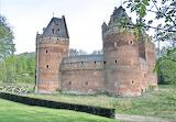 Château de Beersel - Belgique