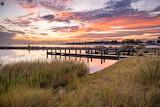 Private boat landing Mississippi coast