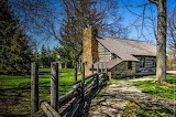 Greenfield Village McGuffey School by Brad Worrell