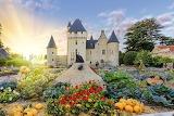 Chateau and gardens of Le Rivau