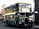Bristol KSW6B 1951 Hantsa & dorset Services