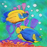 Fish-y art!