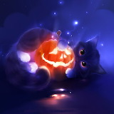 ☺Jack O'Latern Kitty...