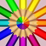 #Pencil Circle