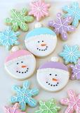 Snowman-Face-Cookies