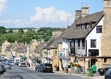 Oxfordshire, Burford