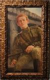 Рєпін І.Ю. Солдат в окопах