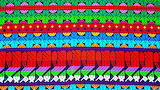 Colours-colorful-typical fabric of chimaltenango-guatemala