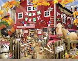 Country Barn Sale