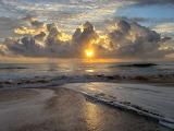 Flagler Beach Sunrise Sept 2020
