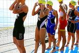 female swimming athletes