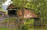 Covered Bridge Staunton Virginia
