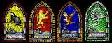 Hogwarts Houses — guad