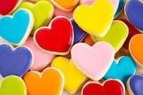 Colorful Love @ Pixabay...