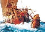 RA II shipwreck