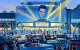 Elvis Movie Marquee