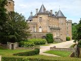 Chateau de Chastellux - France