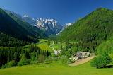 alpine valley-mountains