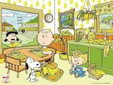 Peanuts Breakfast