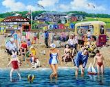 At the Beach - Kevin Walsh