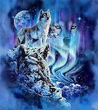 Wolves everywhere