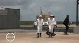 "Space NASA SpaceX ""Demo 2"" ""Bob Behnken and Doug Hurley exit the"