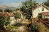 Alley ~ Andras Shimsky