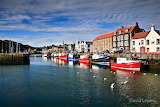 Eyemouth Harber Scottish Borders UK