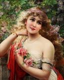 Emile Vernon-La printemps