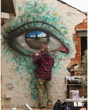 eye on the wall
