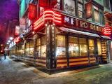 Metro Diner, NYC (c) Johan Pape