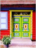 #Colorful Door Germany