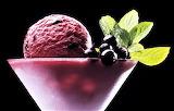 #Frosty Blueberry