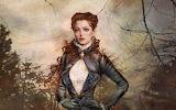 Jeune femme-portrait-fantaisie