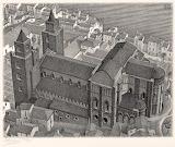 Escher - Cattedrale di Cefalù