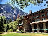 The Ahwahnee Yosemite Nation Park California USA