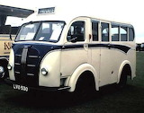 Austin K8 1951 Lees Motorways (Worksop)